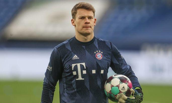 Из-за упрямства тренера Бавария может потерять вратаря