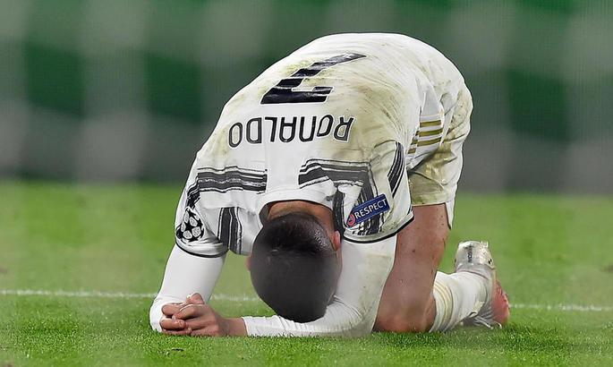 Манчестер Юнайтед отказался от покупки Роналду
