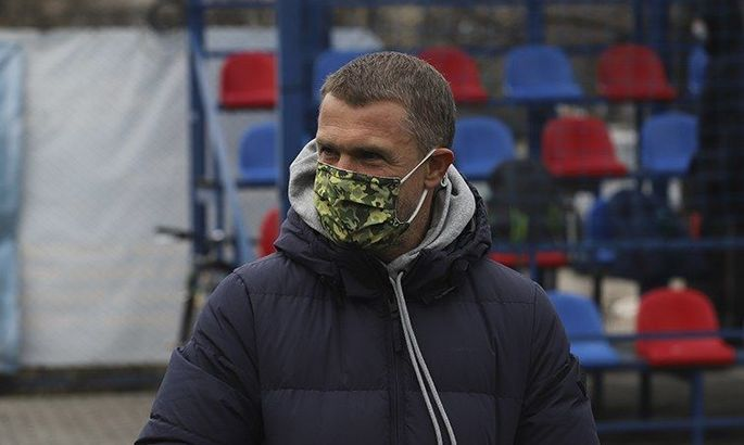 Панков: Представители АЕКа интересовались Ребровым. Дал им лучшую характеристику