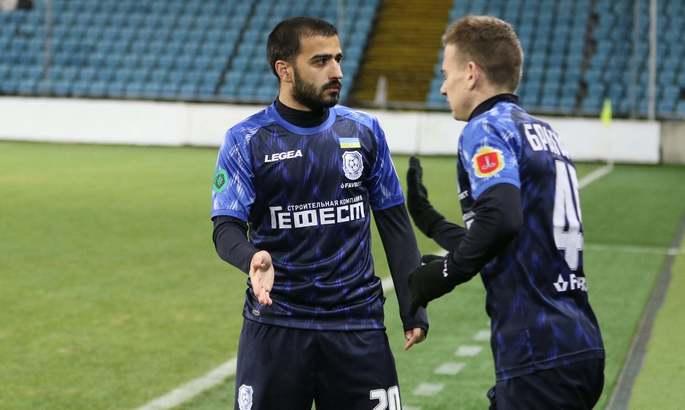 Первая лига. Горняк-Спорт 0:1 Черноморец. Доверие молодым себя оправдывает
