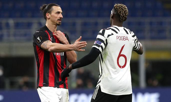 Дуэль джокеров в дьявольском дерби. Тактика в матче Милан - Манчестер Юнайтед