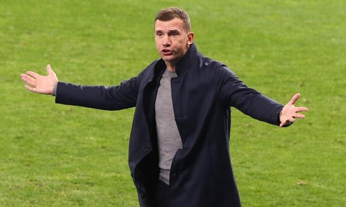 Шевченко о матче с Казахстаном: Это очень серьезный звоночек. Мы должны стать командой