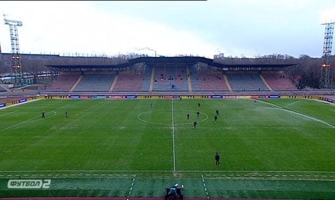 Мариуполь впервые за восемь месяцев сыграл на домашнем стадионе