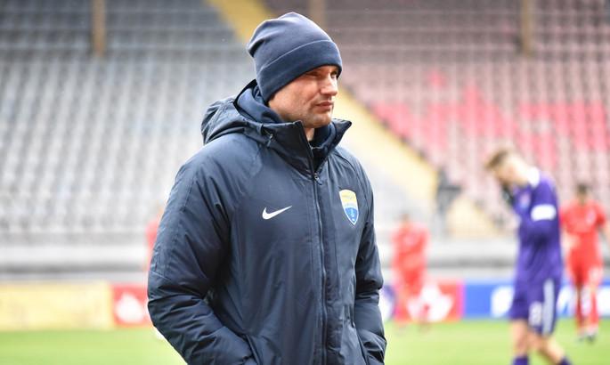 Остап Маркевич: Для таких серйозних матчів потрібні досвід і кваліфікація
