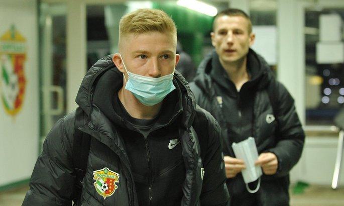 Цыганык: Кулач на просмотре в Динамо. Контрактов пока что никаких нет