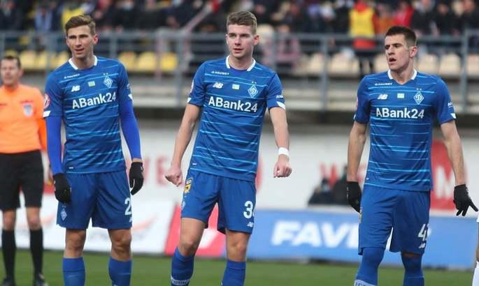 Прямая трансляция футбола боруссия динамотрк украина