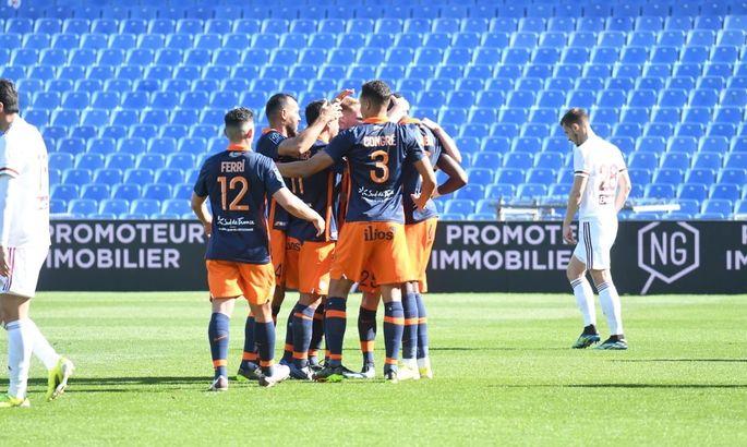 Лига 1. Ланс снова обошел Марсель, Монпелье не отстает