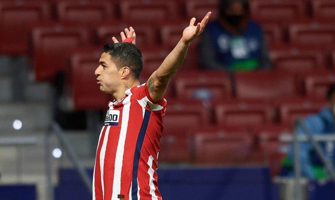 Суарес достиг отметки в 500 голов за карьеру