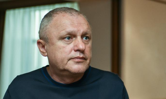 Суркис: У нас нет фарма. Черноморец нельзя сравнивать с Мариуполем