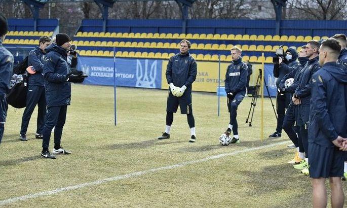 Буяльский и три новичка. Шевченко назвал расширенный состав сборной на сбор перед Евро
