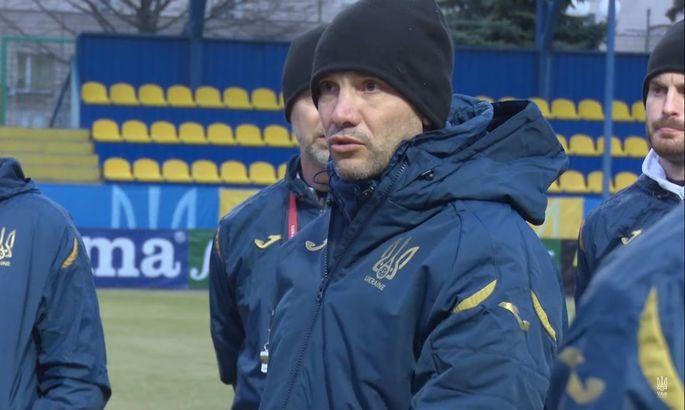 Грозный: Многие критиковали Шевченко, но я его поддерживаю