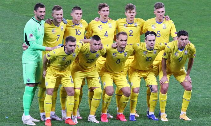 Пять вратарей и два форварда. Состав сборной Украины на матч против Франции