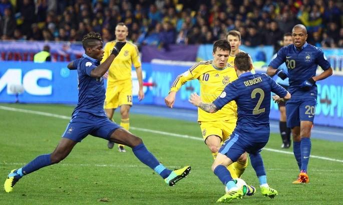 Франция - Украина. Анонс и прогноз матча квалификации ЧМ-2022 на 24.03.2021