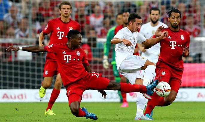 Бавария нацелилась на трансфер вингера Реала