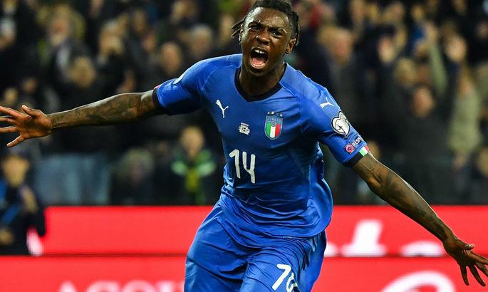 Форвард ПСЖ покинул лагерь национальной сборной Италии и вернулся в столицу Франции