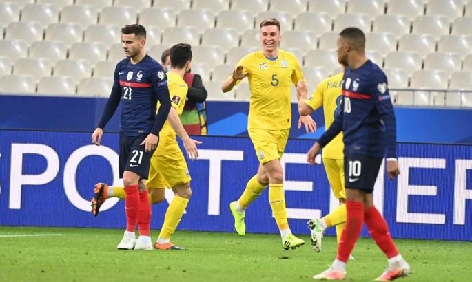 Буряк: На фоне сборной Франции динамовцы не потерялись, выглядели достойно