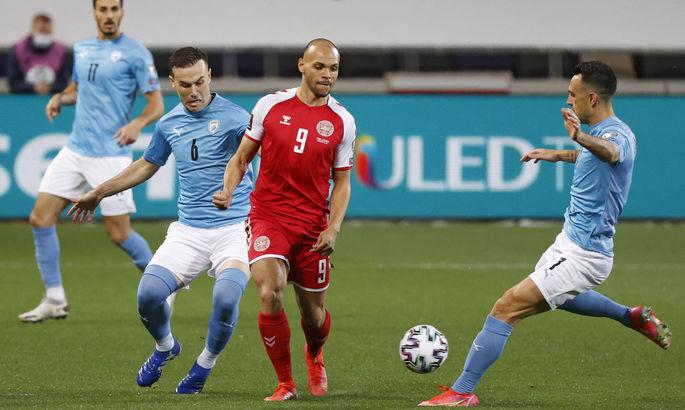 З Абу Ханною і Манором Соломоном. Ізраїль – Данія 0:2. Огляд матчу, відео голів