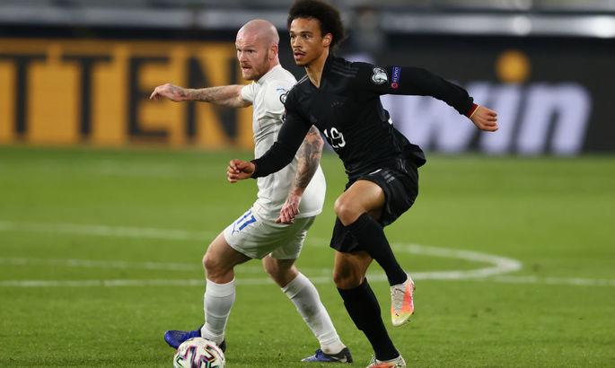 Отбор на ЧМ-2022. Германия - Исландия 3:0. Преимущество во всем