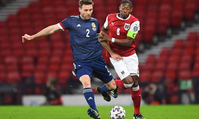 Калайджич рятує двічі. Шотландія – Австрія 2:2. Огляд матчу, відео голів