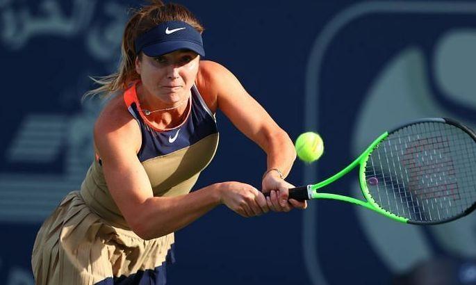 Свитолина проиграла в полуфинале Miami Open