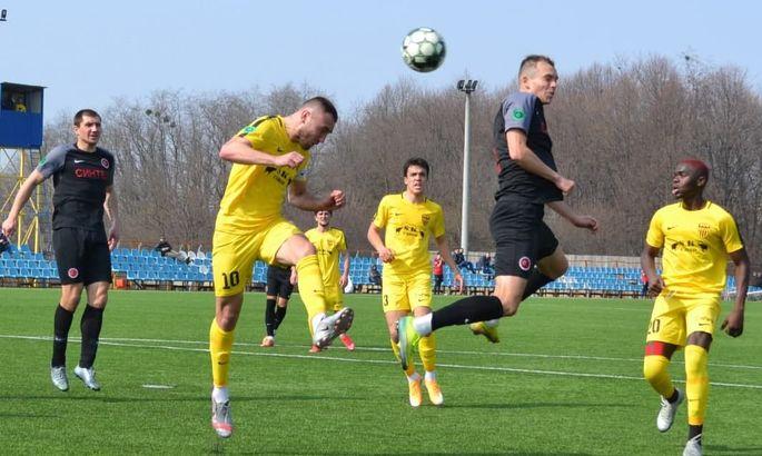 Вторая лига. Диназ сохраняет лидерство, первая победа Балкан с сентября - обзор субботних матчей 14-го тура