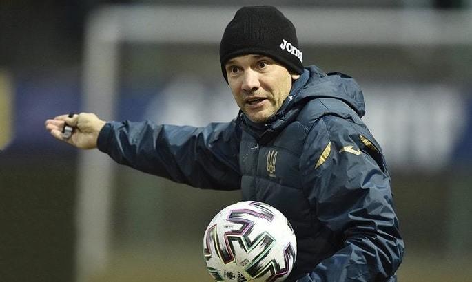 Шевченко: После вечерней тренировки определимся с группой игроков, которая сыграет завтра