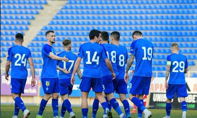 Киевское Динамо уверенно обыграло своих тезок из Бухареста