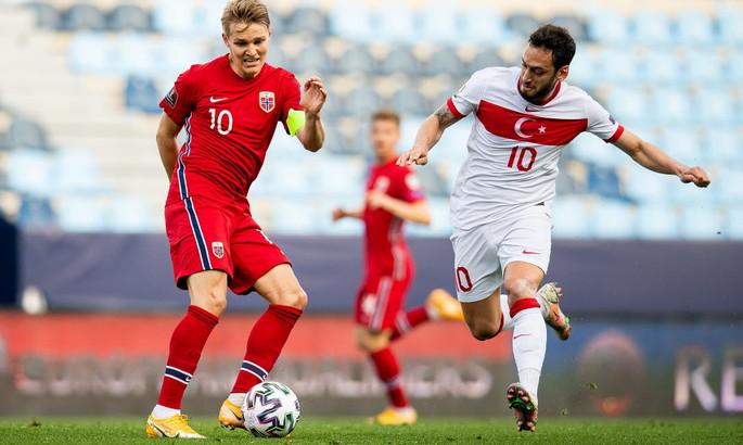 Голанд мовчить - збірна програє. Норвегія - Туреччина 0:3