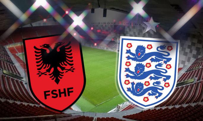 Встреча лидеров группы. Албания – Англия. Анонс и прогноз матча 2-го тура отбора на ЧМ-2022 на 28.03.2021