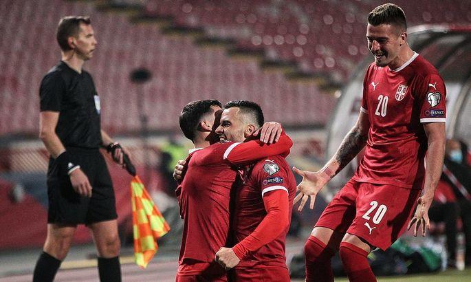 Відбір на ЧС-2022. Сербія – Португалія 2:2. Гості розслабилися і втратили перевагу