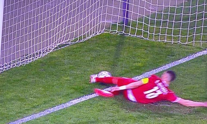 Роналду в ярости ушёл с поля после того, как судья не засчитал его гол - ВИДЕО - изображение 1