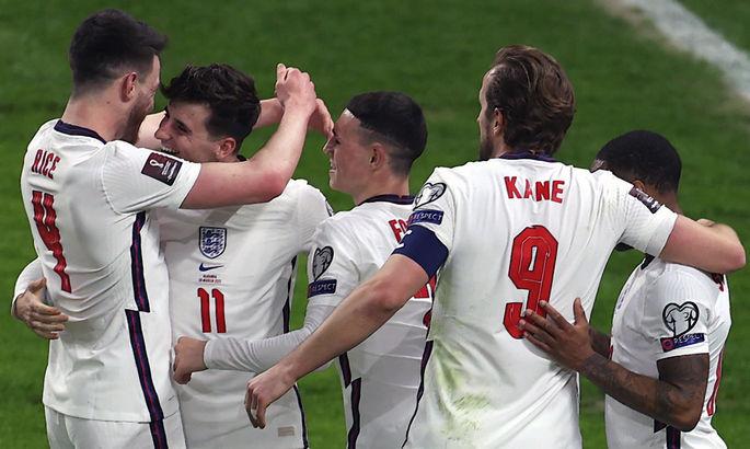 Сборная Англии назвала окончательную заявку на Евро-2020