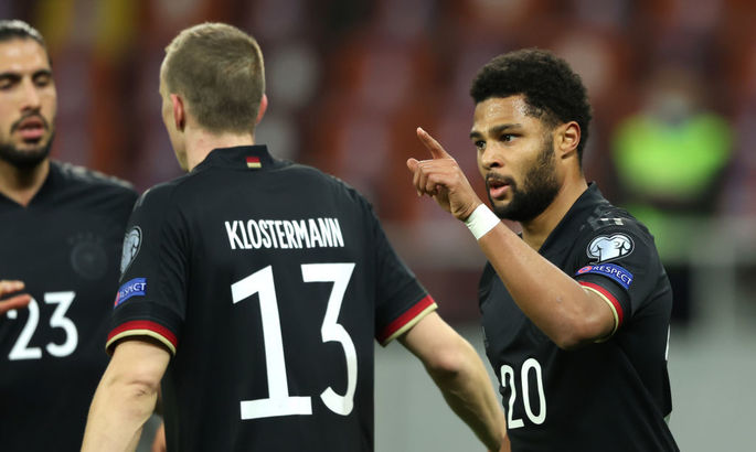 Отбор на ЧМ-2022. Румыния - Германия 0:1. Лев должен быть доволен