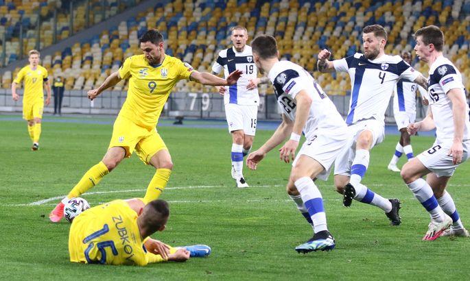 Украина - Финляндия 1:1. Старания ради страданий - изображение 1