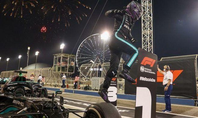 Гран-при Бахрейна: лучшие моменты гонки. ВИДЕО