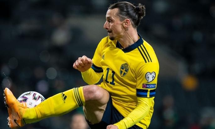 Теперь Златан ассистирует пяткой. Косово - Швеция 0:3. Видео голов и обзор матча