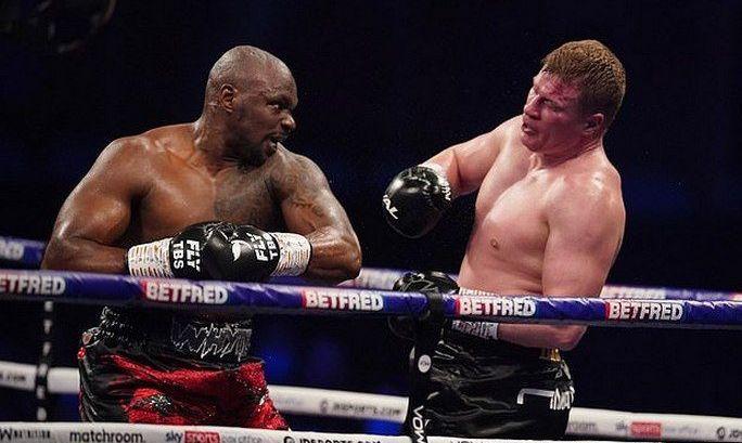 """Уайт хочет драться с """"обычным"""" чемпионом WBA"""