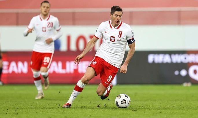 Стало известно, сможет ли Роберт Левандовский принять участие в поединке Англия – Польша
