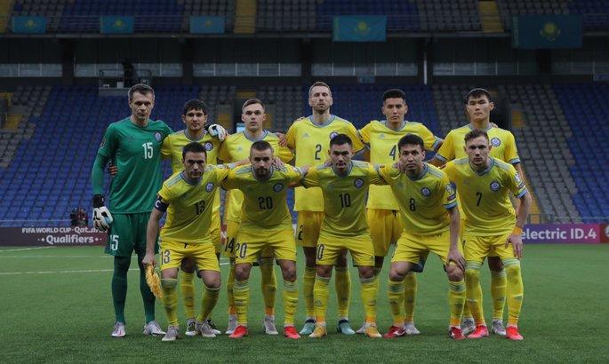 В сборной Казахстана зафиксирована вспышка COVID-19 перед игрой с Украиной