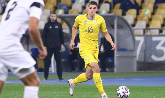 Игорь Суркис поддержал Миколенко после матча против Финляндии