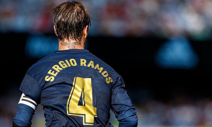 Живая легенда мадридского Реала: сегодня Серхио Рамосу исполняется 35 лет