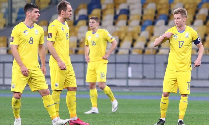 Шевченко перевантажив команду, або Крок вперед, два назад... Тактика матчу Україна - Фінляндія