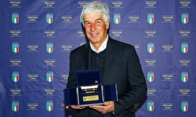 Гасперини получил приз лучшему тренеру Серии А в сезоне-2019/20