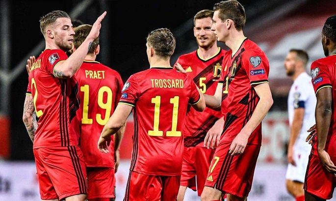 Бельгия –Россия. Прогноз на матч Евро-2020 на 12.06.2021