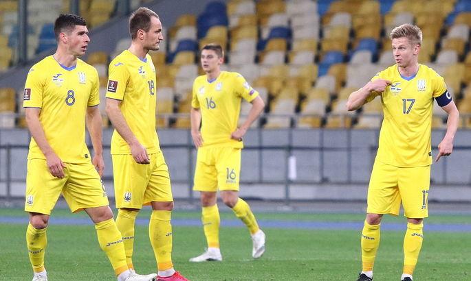 Чижевський - про збірну України: Потрібно доводити грою і результатом свою здатність перемагати на найвищому рівні