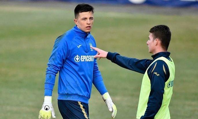 Трубин дебютирует за сборную Украины