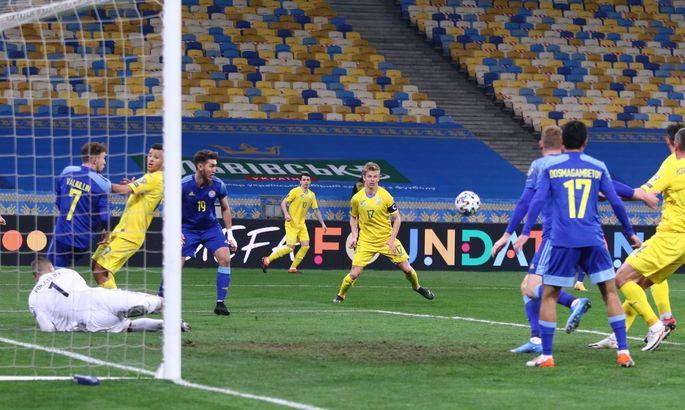 Отбор к ЧМ-2022. Украина - Казахстан 1:1. Насмешили, или Наказание за расхлябанность
