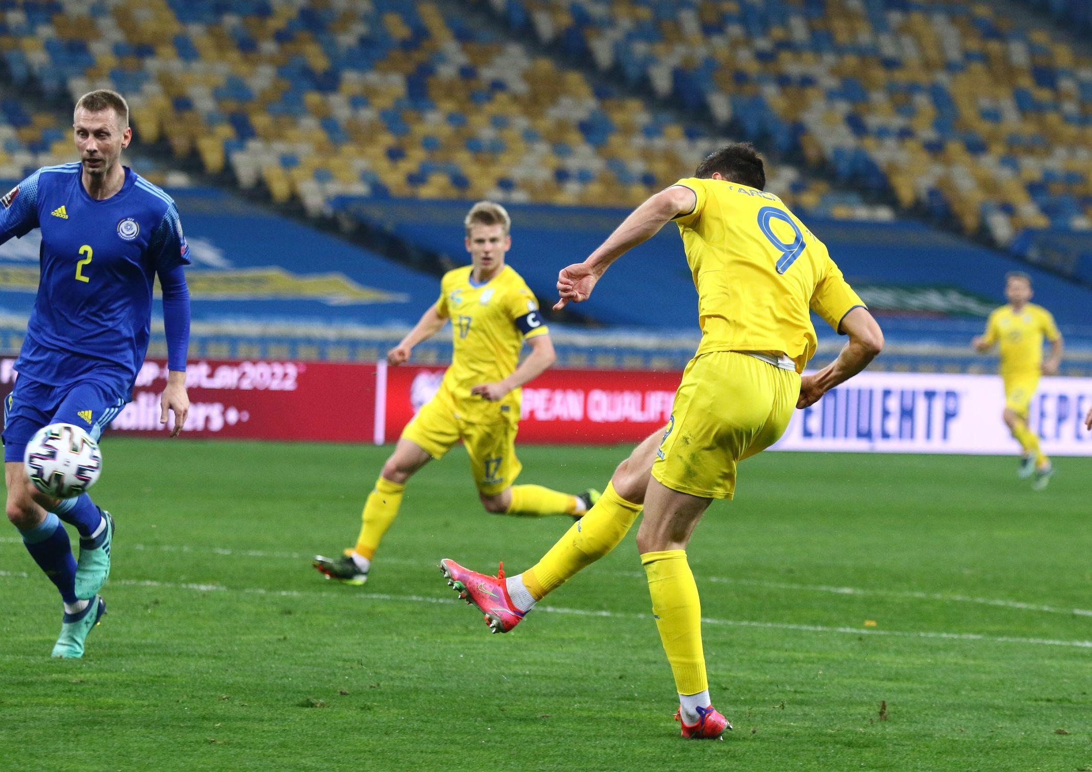 Отбор к ЧМ-2022. Украина - Казахстан 1:1. Насмешили, или Наказание за расхлябанность - изображение 2
