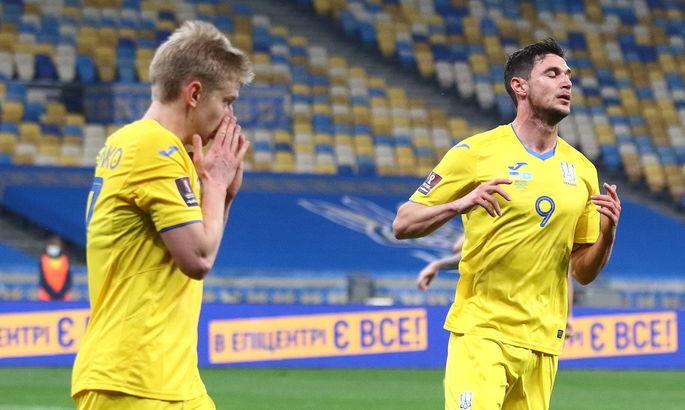 Намотать сопли на кулак, или Душили-душили… Акценты зрителя на игре Украины с Казахстаном