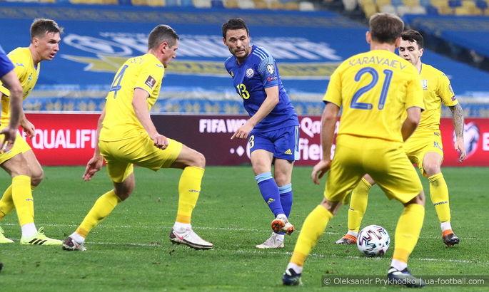 Намотать сопли на кулак, или Душили-душили… Акценты зрителя на игре Украины с Казахстаном - изображение 2